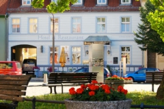 Am Markt Kyritz Bluhm´s Hotel und Restaurant