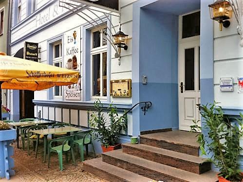 Bluhm´s Hotel und Restaurant in Kyritz